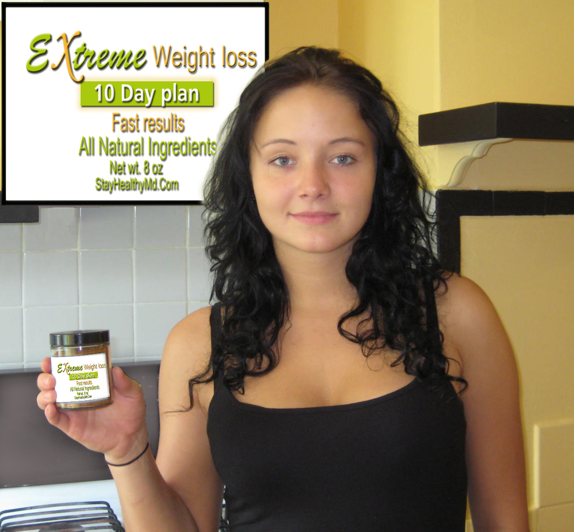 Extreme Weight Loss 10 Day Plan Stayhealthymd